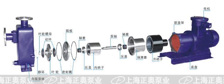 ZCQ磁力自吸泵