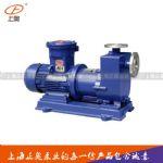 ZCQ32-25-145不锈钢自吸磁力泵 防爆自吸磁力泵