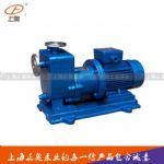 ZCQ65-50-160普通型不锈钢自吸磁力泵化工无泄漏