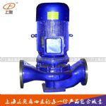 上海正奥ISG32-100型立式管道离心泵循环水泵工业泵