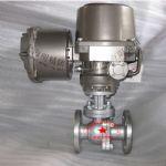 供应电动浮球式球阀川仪电动川仪执行器