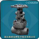 供应承插焊连接锻钢闸阀-缩略图1