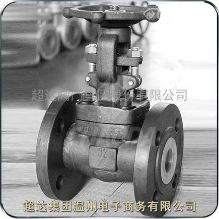 供应锻钢闸阀-图
