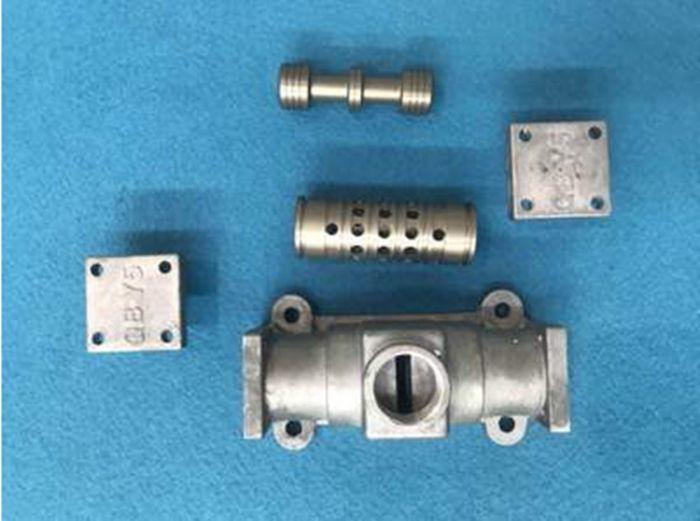 供应 qby5气动隔膜泵配件/第五代气动隔膜泵配气阀上海正奥