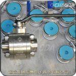 Class600承插焊连接高压锻造球阀