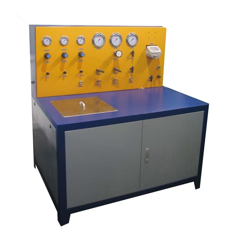 CNG减压阀综合性能检测台品牌_综合性能试验台价格_东莞赛森特减压器试验台厂家