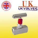 供应进口针型阀 英国UK高压针型阀 英国UK进口针型阀