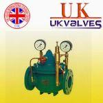 供应进口减压阀 英国UK可调减压阀 英国UK减压阀