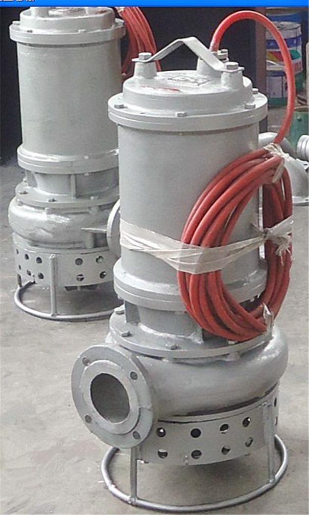 供应湖北AS切割式潜水污水泵价格