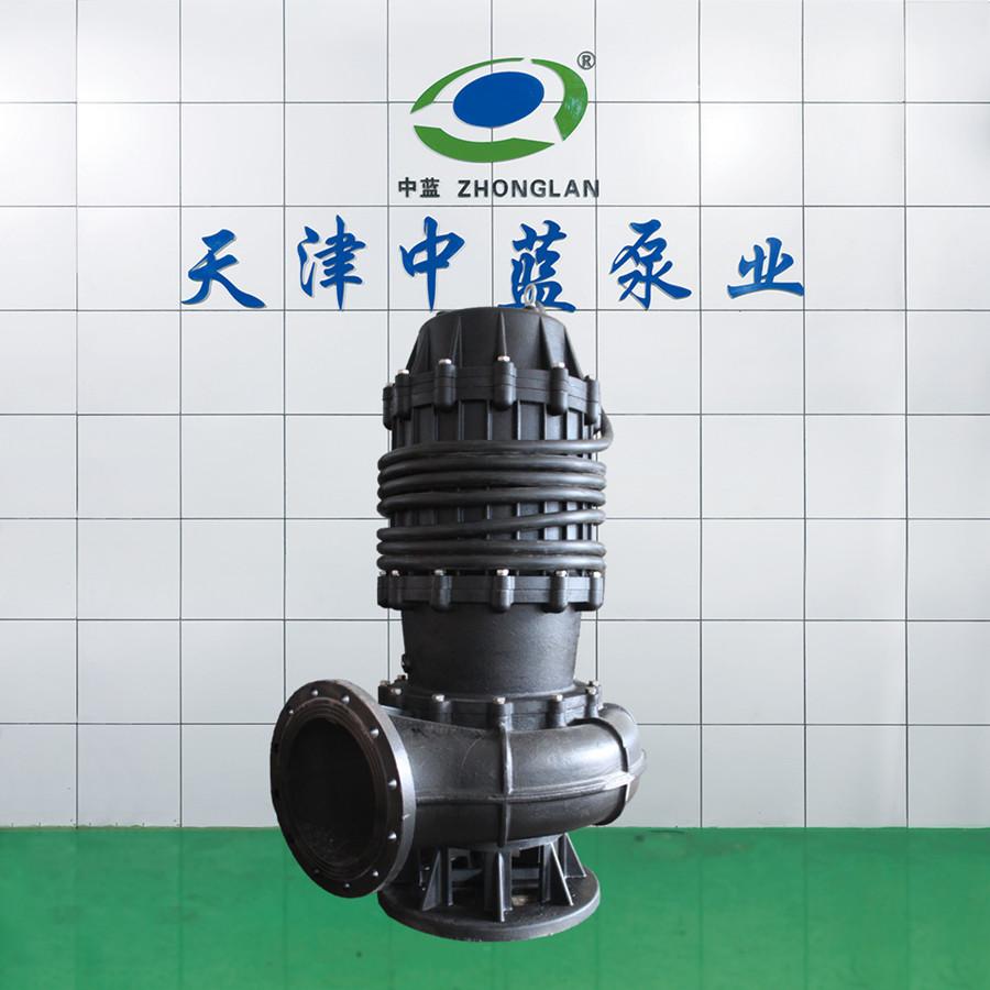 供应污水泵 无堵塞潜水污水泵生产厂家