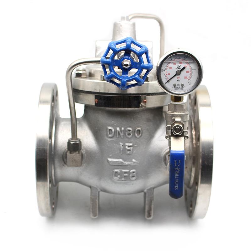供应不锈钢供水减压阀
