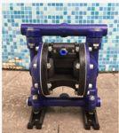 供应QBY5-15Z型铸铁气动隔膜泵,上海污水排污气动隔膜泵