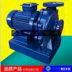 飘花手机版ISWR型卧式热水管道离心泵 上海博生热水循环泵