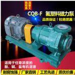 飘花手机版上海博生CQB80-50-200FL型长支架氟塑料磁力泵