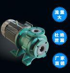 供应CQB80-65-125F型氟塑料磁力泵 耐腐蚀磁力泵