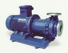 供应夹套保温磁力泵-图