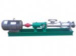 供应不锈钢单螺杆泵