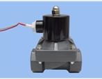 供应水用PVC电磁阀-图