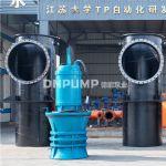 供应潜水轴流泵在排洪水泵房的安装要求
