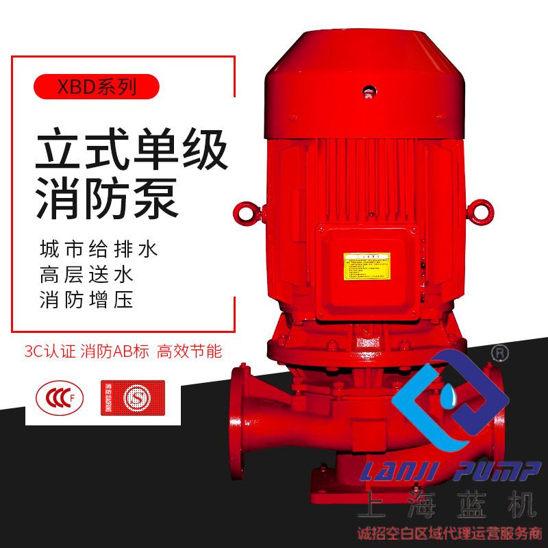 飘花手机版XBD-L立式单级消防泵