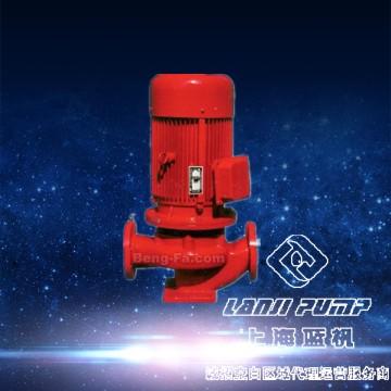 供应增压系统消防泵