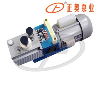 正奥泵业2XZ-2型旋片式真空泵实验室抽真空泵
