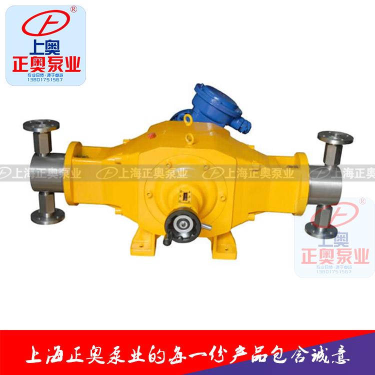 正奥泵业DZ-T2型柱塞式计量泵