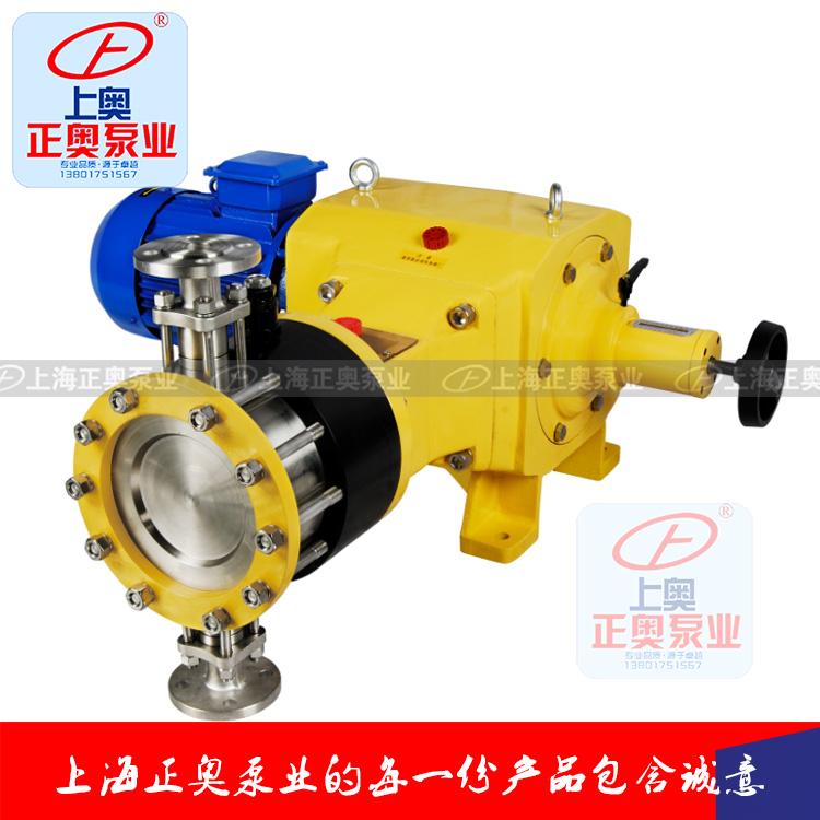 正奥泵业DY-D型液压隔膜式计量泵