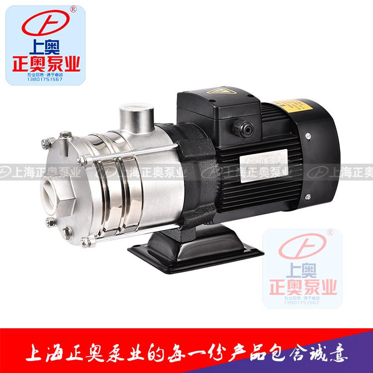 正奥泵业CHLF轻型段式多级离心泵