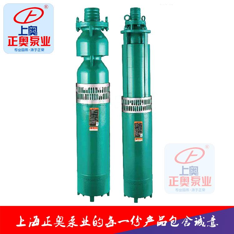 正奥泵业QS小型不锈钢井用深井潜水泵
