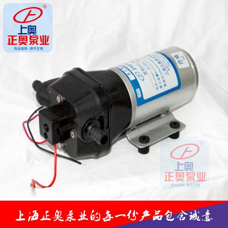 正奥泵业DP-60微型工程塑料24V高压电动隔膜泵