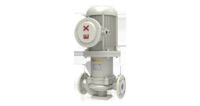 供应衬氟磁力管道泵