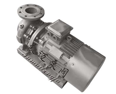 供应ISW卧式管道泵