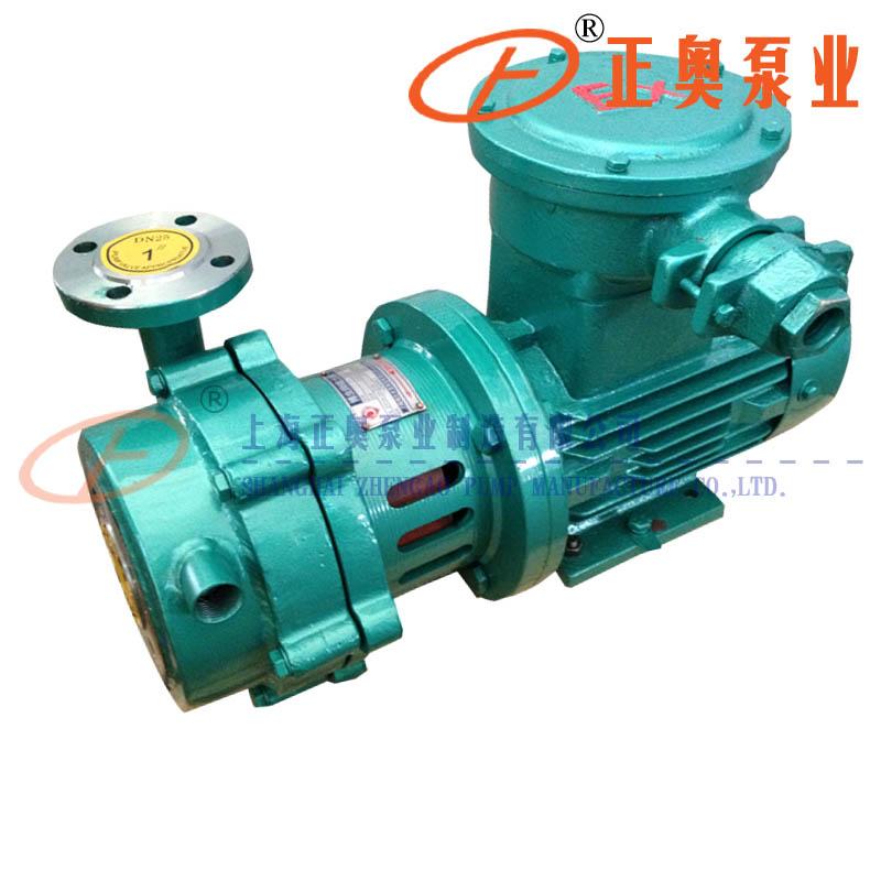 正奥泵业CQGB型高温保温不锈钢磁力泵