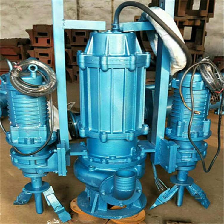 50ZJQ25-15-4潜水渣浆泵