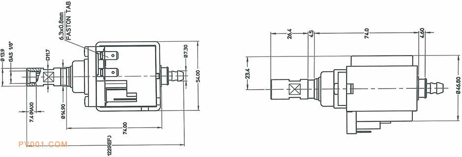 微型电磁泵厂家