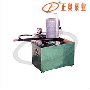正奥泵业3DSY-340/6.0型铸铁材质单相电动试压泵