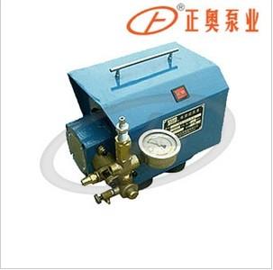 正奥泵业DY-200/3型单相电动便携式试压泵测压打压泵