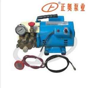 正奥泵业DSY-220/6.0型单相电动试压泵测压打压泵